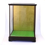 "Glass Case (int. hgt. 50cm / 19 5/8"")"