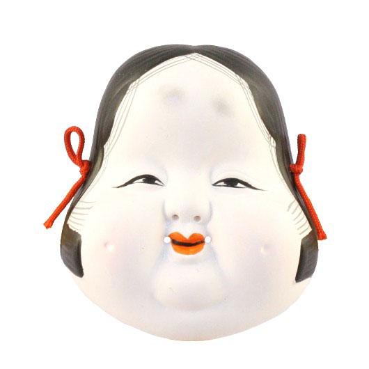 Mask Okame no.3 (for ornamental)