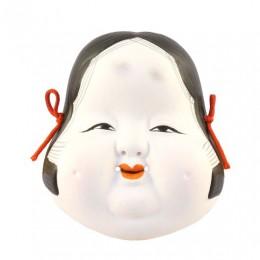 Mask Okame no.3 (for ornamental) sample2