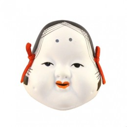 Mask Okame no.5 (for ornamental) sample2