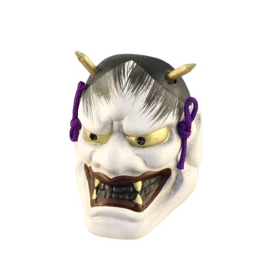 Mask Hannya no.5 (for ornamental) sample1