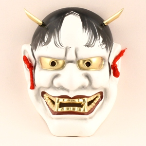 Mask Hannya (L)no.3