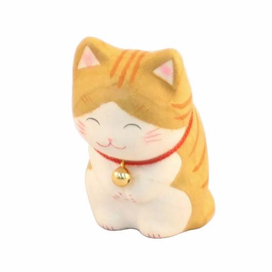 Greeting cat tiger sample1