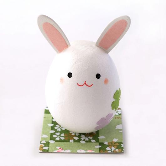 Korokoro Rabbit green
