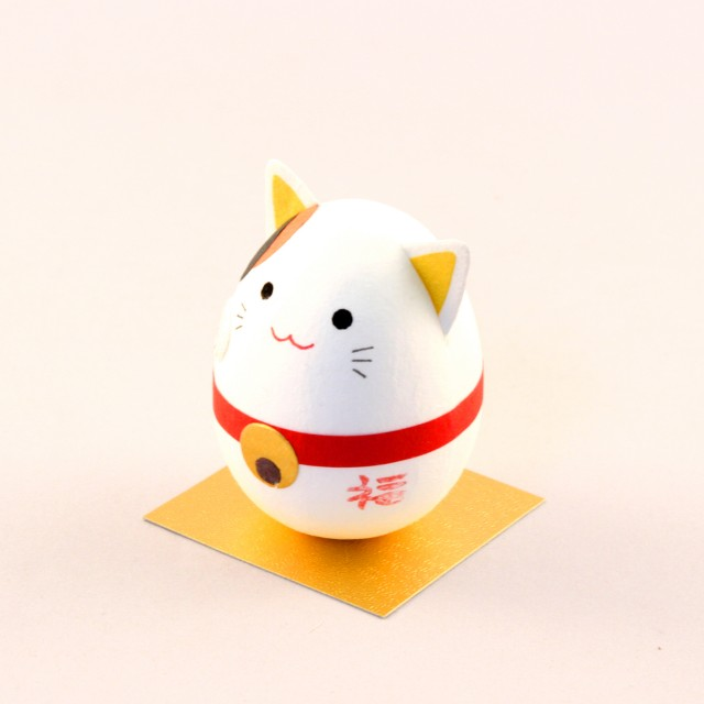 Korokoro lucky cat sample1