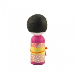 Japanese papered kokeshi S sample3