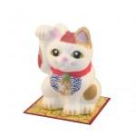 和紙貼り招き猫(小)