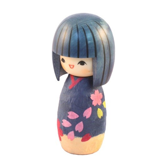 Washi Kokeshi Sakurahime sample1