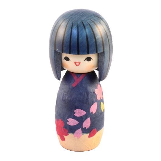 Washi Kokeshi Sakurahime