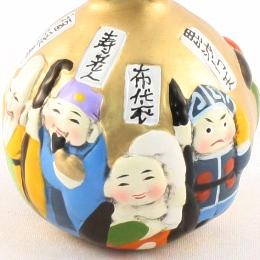 Seven Fortune Gods Bell
