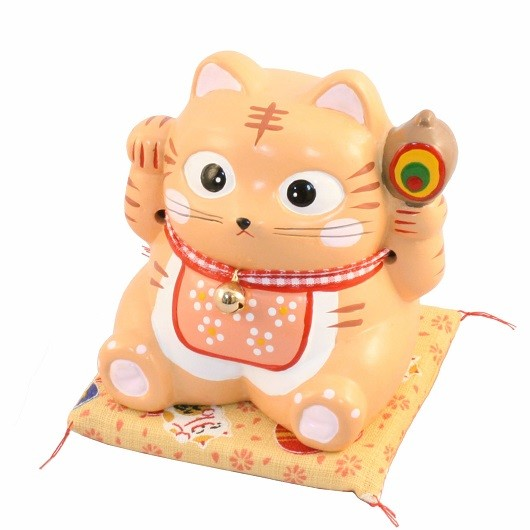 Lucky Cat Money Box (M) sample1