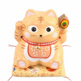 Lucky Cat Money Box (M) sample2