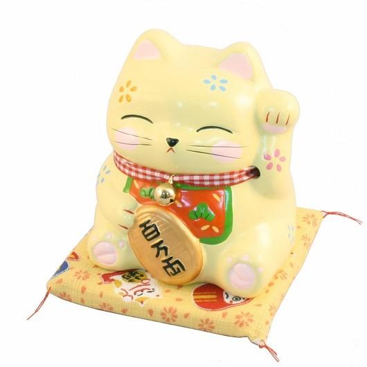 Lucky Cat Money Box (M) sample1