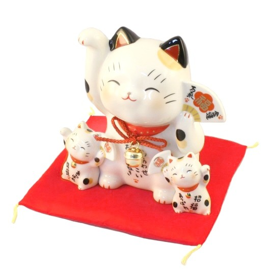 Lucky Cat sample1