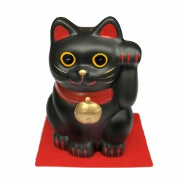 Lucky Cat L Black sample2
