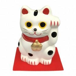 Lucky Cat  L  White sample2