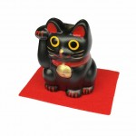 Lucky Cat S Black