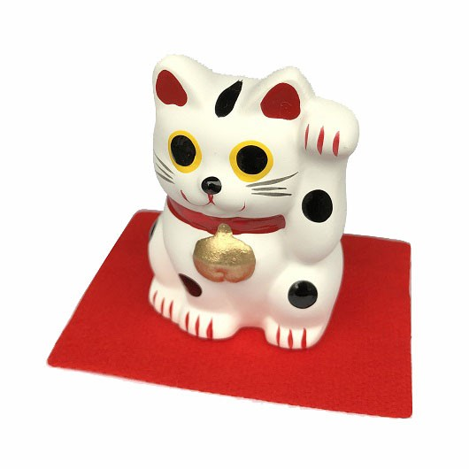 Lucky Cat S White sample1