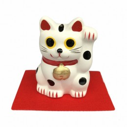 Lucky Cat S White sample2