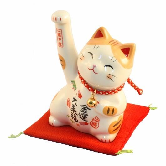 Lucky Cat left hand M sample1