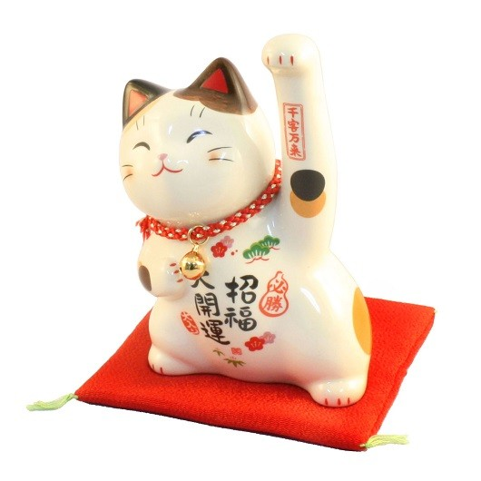 Lucky Cat right hand M sample1