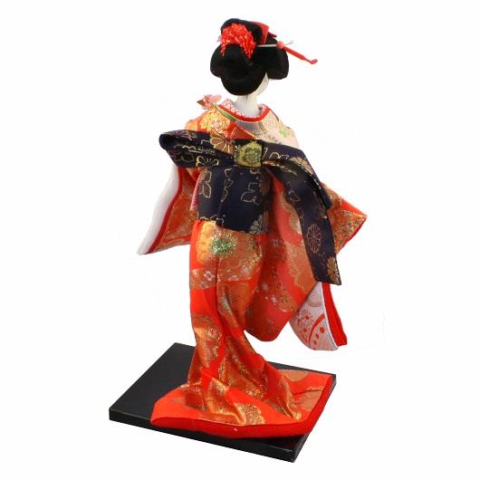 Japanese Doll 8 Kinran-Katanugi Hana