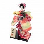 Japanese Doll 6 Kinran-Katanugi Ougi