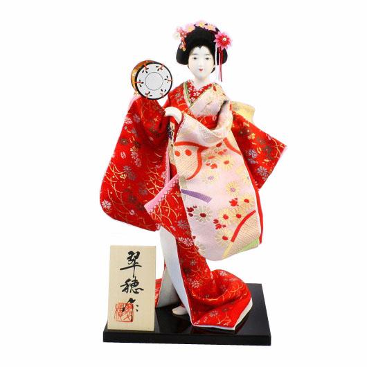 Japanese Doll 6 Kinran-Katanugi Drum