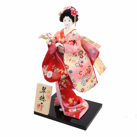 Japanese Doll 6 Kinran-Katanugi Hana sample1