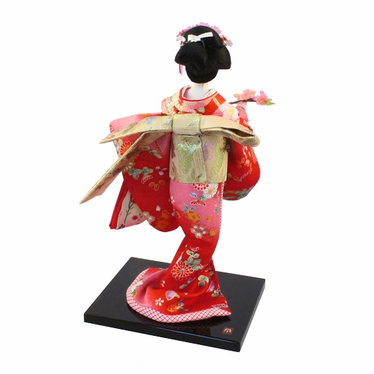 Japanese Doll 6 Kinran-Katanugi Hana