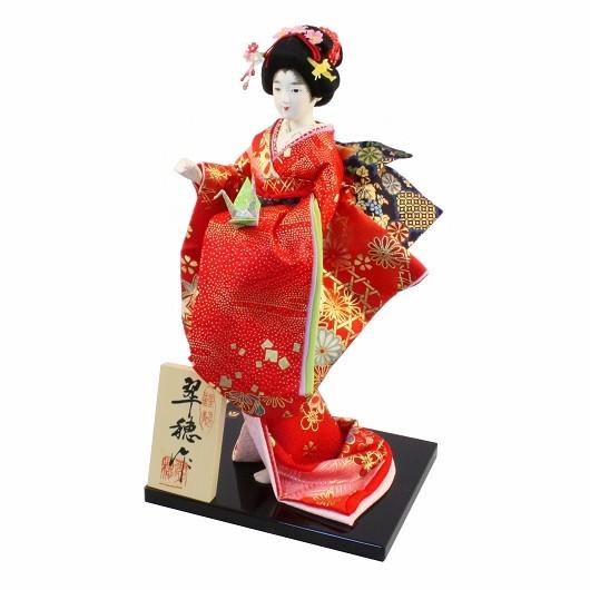Japanese Doll 6 Kinran-Katanugi Tsuru sample1