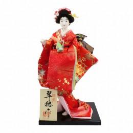 Japanese Doll 6 Kinran-Katanugi Tsuru sample2