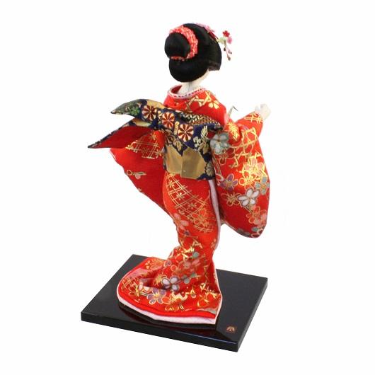 Japanese Doll 6 Kinran-Katanugi Tsuru