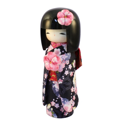 Kokeshi Kyo-Bijin sample1