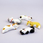 Cat Chopstick rest set
