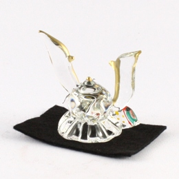 Crystal Glass  Kabuto