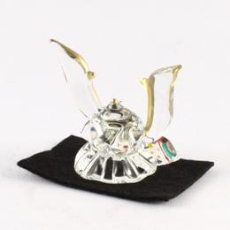 Crystal Glass  Kabuto