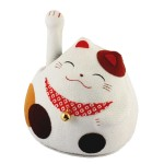 Solar Powered  Lucky Cat