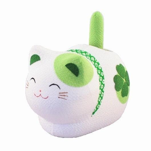 Solar powered Cat Green sample1