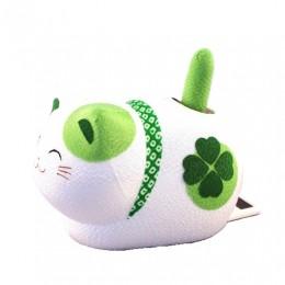 Solar powered Cat Green sample2