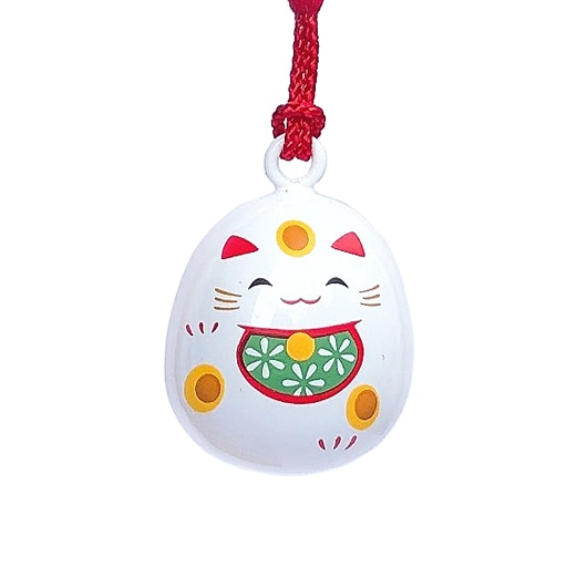 Charm Suikin-suzu Lucky Cat sample2
