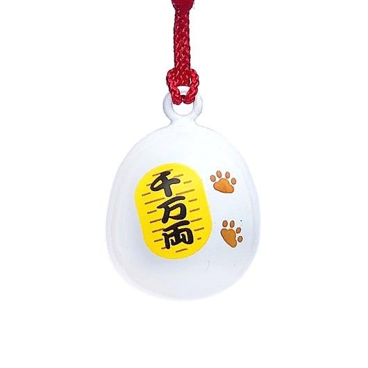 Charm Suikin-suzu Lucky Cat