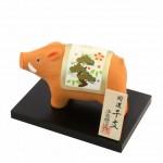 """Oriental Zodiac """"Wild Boar"""""""