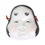 Mask Okame (for ornamental)
