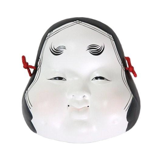 Mask Okame sample1