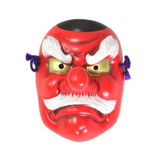Mask Tengu  (for ornamental) sample1