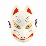 Kabuki Mask Fox (for ornamental)