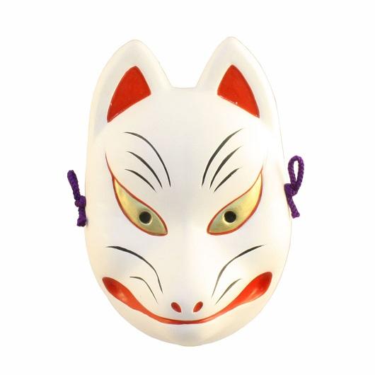 Kabuki Mask Fox