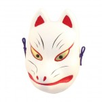 Mask Fox no.3 (for ornamental)