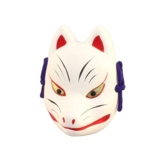 Mask Fox no.5  (for ornamental) sample1
